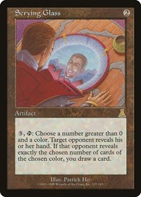 Scrying Glass, Magic: The Gathering, Urza's Destiny