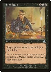Soul Feast, Magic, Urza's Destiny
