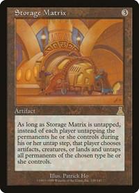 Storage Matrix (Foil)