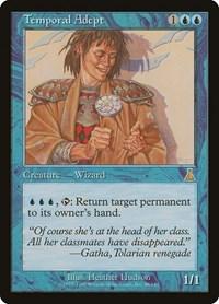 Temporal Adept, Magic: The Gathering, Urza's Destiny