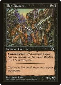 Bog Raiders, Magic: The Gathering, Portal