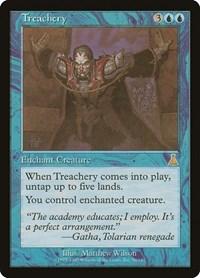 Treachery (Foil)