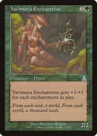 Yavimaya Enchantress (Foil)