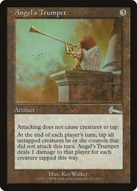 Angel's Trumpet, Magic: The Gathering, Urza's Legacy