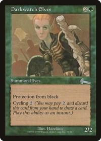 Darkwatch Elves, Magic: The Gathering, Urza's Legacy