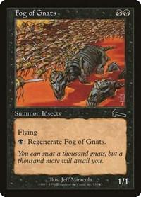 Fog of Gnats, Magic: The Gathering, Urza's Legacy