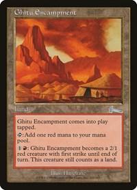 Ghitu Encampment, Magic: The Gathering, Urza's Legacy