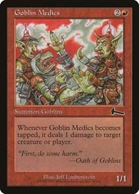 Goblin Medics, Magic: The Gathering, Urza's Legacy