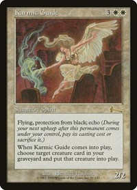 Karmic Guide, Magic: The Gathering, Urza's Legacy