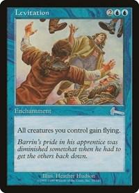 Levitation, Magic: The Gathering, Urza's Legacy