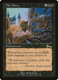 No Mercy, Magic: The Gathering, Urza's Legacy