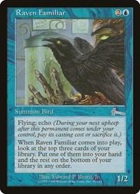 Raven Familiar, Magic: The Gathering, Urza's Legacy