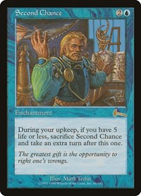 Second Chance (Foil)