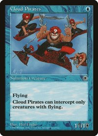 Cloud Pirates, Magic: The Gathering, Portal