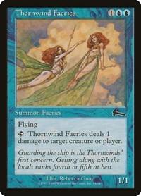 Thornwind Faeries (Foil)