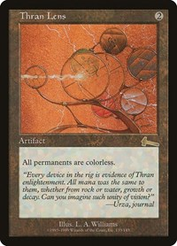 Thran Lens, Magic, Urza's Legacy