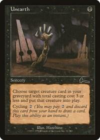 Unearth, Magic, Urza's Legacy