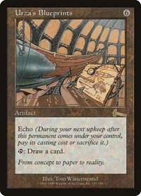 Urza's Blueprints, Magic: The Gathering, Urza's Legacy