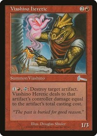 Viashino Heretic (Foil)