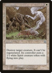 Afterlife, Magic: The Gathering, Mercadian Masques