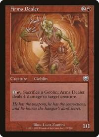 Arms Dealer, Magic: The Gathering, Mercadian Masques