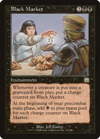 Black Market, Magic, Mercadian Masques
