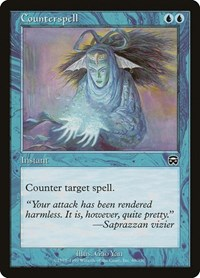 Counterspell, Magic: The Gathering, Mercadian Masques