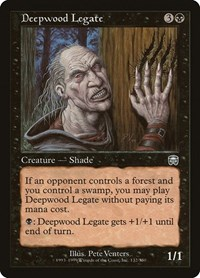 Deepwood Legate, Magic, Mercadian Masques