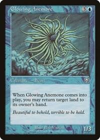 Glowing Anemone, Magic: The Gathering, Mercadian Masques