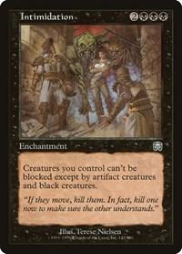 Intimidation (Foil)