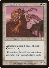 Jhovall Queen (Foil)