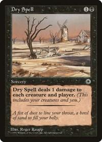 Dry Spell, Magic: The Gathering, Portal