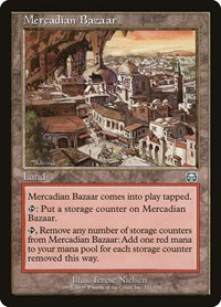 Mercadian Bazaar, Magic, Mercadian Masques