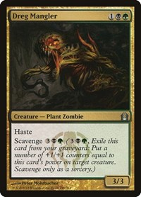 Dreg Mangler, Magic: The Gathering, Return to Ravnica