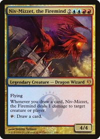Niv-Mizzet, the Firemind, Magic, Duel Decks: Izzet vs. Golgari