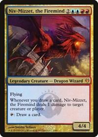 Niv-Mizzet, the Firemind, Magic: The Gathering, Duel Decks: Izzet vs. Golgari