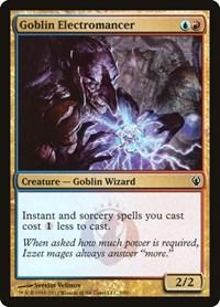Goblin Electromancer, Magic: The Gathering, Duel Decks: Izzet vs. Golgari