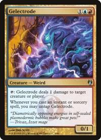 Gelectrode, Magic: The Gathering, Duel Decks: Izzet vs. Golgari