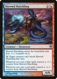 Shrewd Hatchling, Magic, Duel Decks: Izzet vs. Golgari