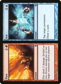 Fire // Ice, Magic: The Gathering, Duel Decks: Izzet vs. Golgari