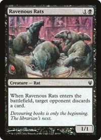 Ravenous Rats, Magic: The Gathering, Duel Decks: Izzet vs. Golgari