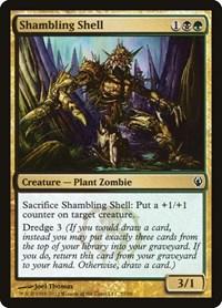 Shambling Shell, Magic, Duel Decks: Izzet vs. Golgari