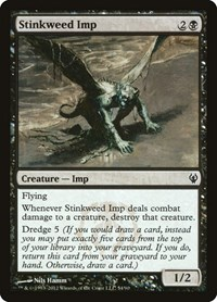 Stinkweed Imp, Magic: The Gathering, Duel Decks: Izzet vs. Golgari
