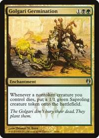 Golgari Germination, Magic, Duel Decks: Izzet vs. Golgari