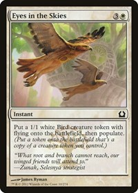 Eyes in the Skies, Magic: The Gathering, Return to Ravnica