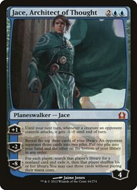 Jace, Architect of Thought, Magic: The Gathering, Return to Ravnica
