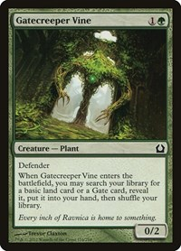 Gatecreeper Vine, Magic: The Gathering, Return to Ravnica