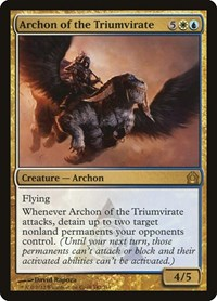 Archon of the Triumvirate, Magic: The Gathering, Return to Ravnica