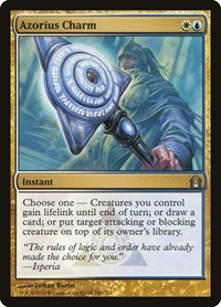 Azorius Charm, Magic: The Gathering, Return to Ravnica