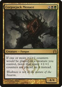 Corpsejack Menace, Magic: The Gathering, Return to Ravnica